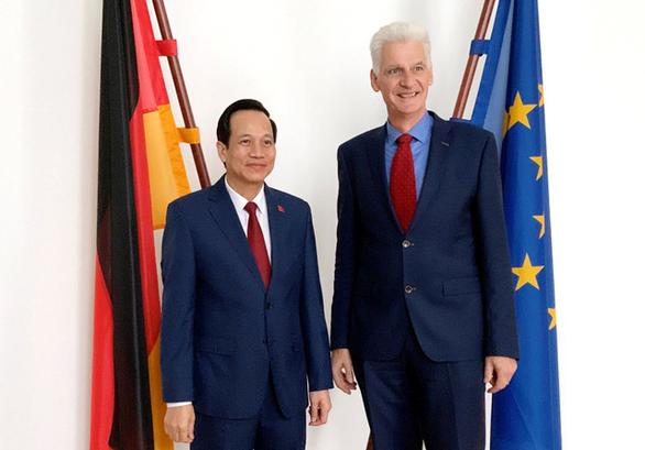 Lao động Việt Nam vào nước Đức làm việc sẽ thuận lợi hơn - Ảnh 1.