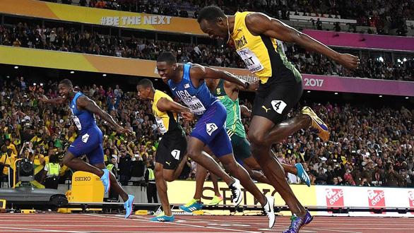 Điền kinh, ai sẽ thay thế tia chớp Usain Bolt? - Ảnh 1.