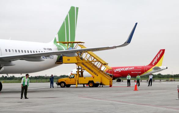 Bộ Giao thông vận tải ủng hộ có thêm các hãng hàng không mới - Ảnh 1.