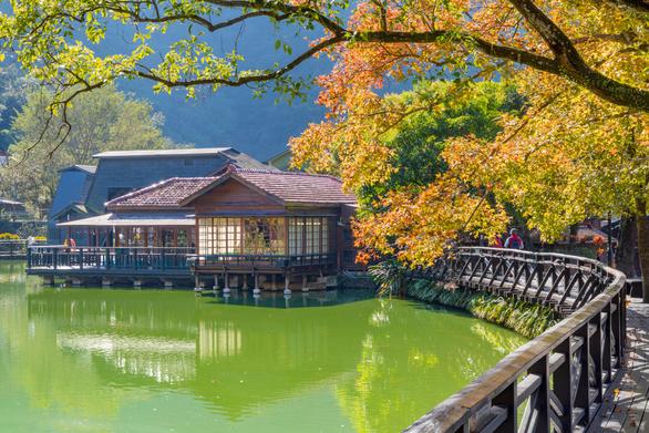 9 địa điểm tha hồ ngắm mùa thu ở châu Á - Ảnh 6.