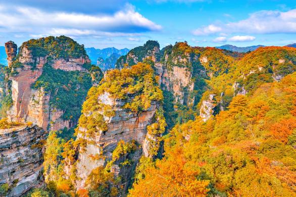 9 địa điểm tha hồ ngắm mùa thu ở châu Á - Ảnh 8.