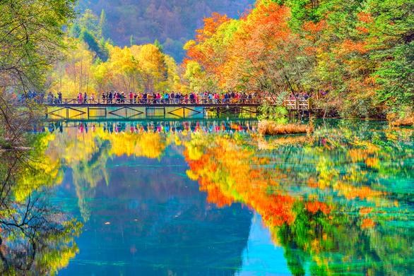 9 địa điểm tha hồ ngắm mùa thu ở châu Á - Ảnh 9.
