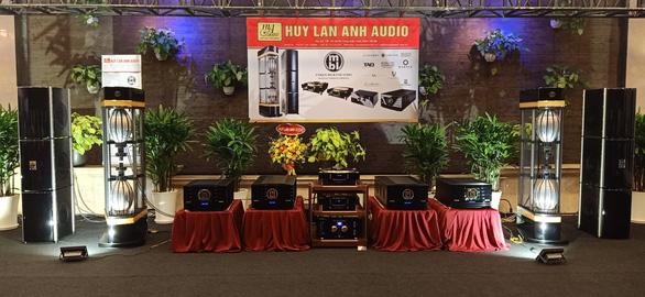 Đi thưởng thức những dàn nhạc siêu xịn tại triển lãm AV Show 2019 - Ảnh 3.
