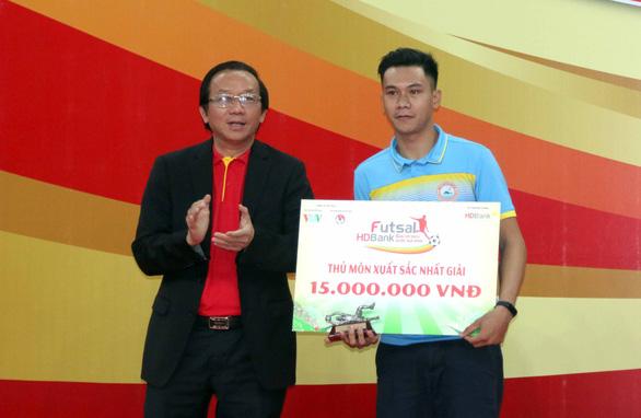 Futsal Việt Nam tập trung giành vé dự VCK châu Á 2020 - Ảnh 2.