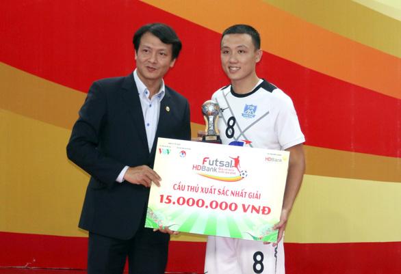 Futsal Việt Nam tập trung giành vé dự VCK châu Á 2020 - Ảnh 3.