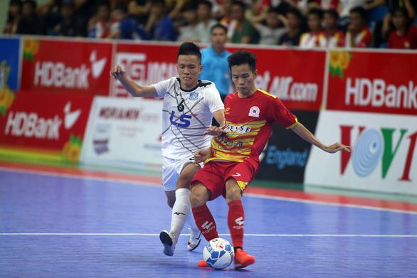 Futsal Việt Nam tập trung giành vé dự VCK châu Á 2020 - Ảnh 1.