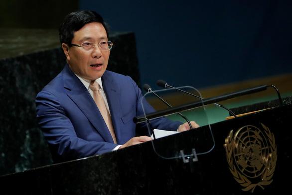 Phó thủ tướng Phạm Bình Minh đưa vấn đề Biển Đông ra Liên Hiệp Quốc - Ảnh 1.