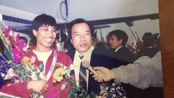 Vĩnh biệt ông Đoàn Thao - vị tướng 8 lần làm trưởng đoàn thể thao Việt Nam - Ảnh 1.