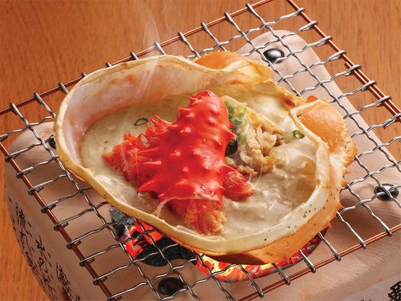 Cùng thực khách sành ăn thưởng thức cua Hanasaki - Món ngon trong mùa Nhật Bản - Ảnh 5.