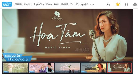Cover ca khúc phim, Ái Phương làm sống lại những ký ức cùng Họa bì - Ảnh 1.