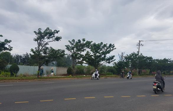Đà Nẵng: Nhùng nhằng thu hồi đất để làm công viên - Ảnh 1.