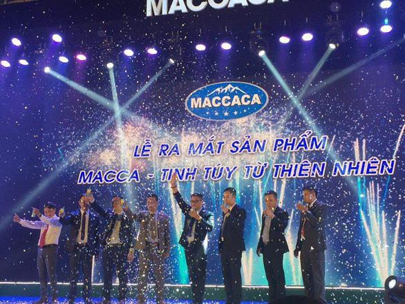 Ra mắt sữa hạt Macca Milk made in Vietnam - Ảnh 2.