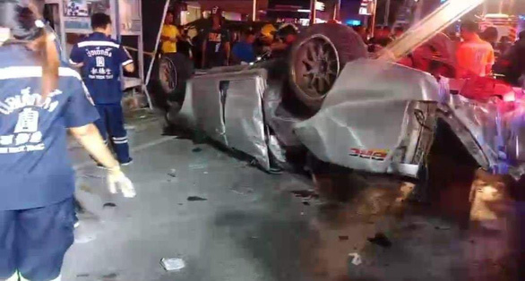Tai nạn thảm khốc: 13 sinh viên thiệt mạng cùng lúc - Ảnh 1.