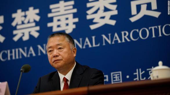 Trung Quốc nói chỉ hợp tác có giới hạn với Mỹ việc chặn buôn lậu fentanyl - Ảnh 1.