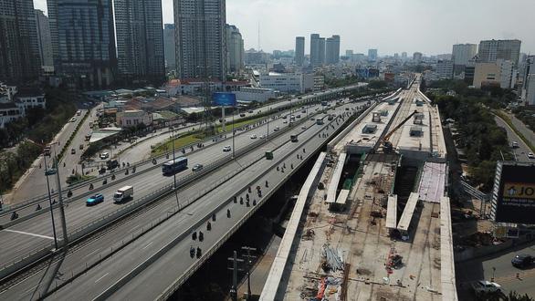 Hai tuyến metro ở TP.HCM có nguy cơ lùi tiến độ do thủ tục - Ảnh 2.