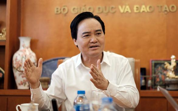 Bộ trưởng GD-ĐT: Năm học mới ưu tiên dạy người - Ảnh 3.