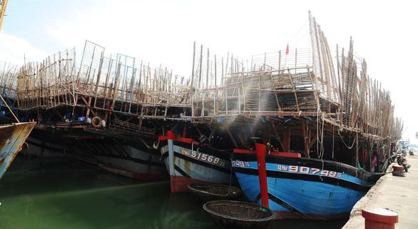 Tàu câu mực với 44 ngư dân bị chìm trên biển Trường Sa, 3 người mất tích - Ảnh 1.