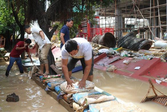 Sihanoukville ngập bất thường vì… quy hoạch - Ảnh 1.