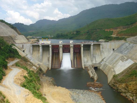 Thừa Thiên Huế: Mưa lớn, thủy điện điều tiết nước qua Lào - Ảnh 1.