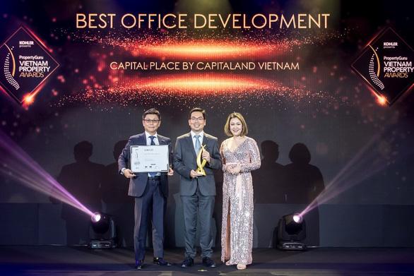 Capital Place đạt giải thưởng dự án văn phòng tốt nhất Việt Nam 2019 - Ảnh 1.