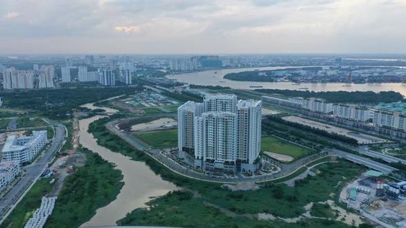 TP.HCM xin trung ương gỡ vướng các dự án ở Thủ Thiêm - Ảnh 1.