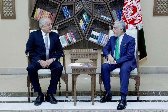 Mỹ sẽ rút 5.400 quân khỏi Afghanistan theo thỏa thuận với Taliban - Ảnh 1.