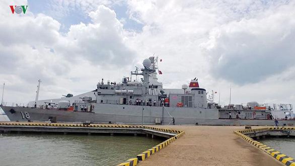 Tướng Mỹ: Việt Nam rất chuyên nghiệp trong diễn tập hải quân - Ảnh 2.