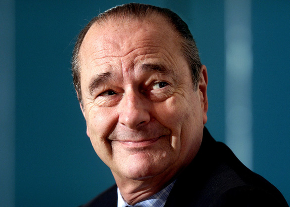 Thư từ Pháp: Hiện tượng Chirac - Ảnh 1.