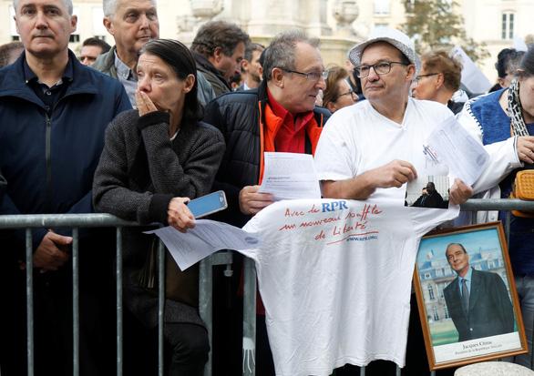 Thư từ Pháp: Hiện tượng Chirac - Ảnh 2.