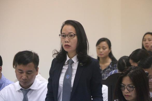 Xét xử vụ Tập đoàn FLC kiện báo điện tử Giáo Dục Việt Nam - Ảnh 2.