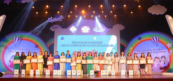 Đà Nẵng tổ chức ngày hội sữa học đường cho trẻ mầm non - Ảnh 2.