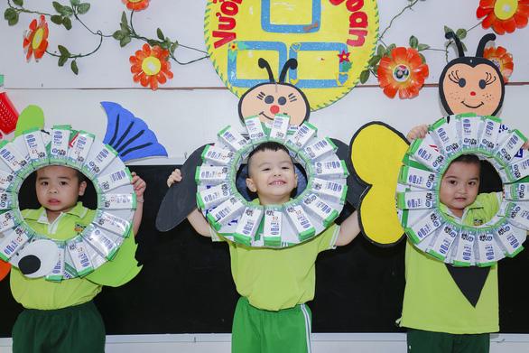 Đà Nẵng tổ chức ngày hội sữa học đường cho trẻ mầm non - Ảnh 3.
