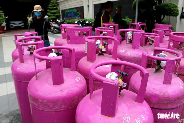 Giá gas tăng vọt 24.000 đồng từ 1-10 - Ảnh 1.
