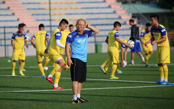 Vé trận giao hữu U22 Việt Nam - U22 UAE cao nhất 300.000 đồng - Ảnh 1.
