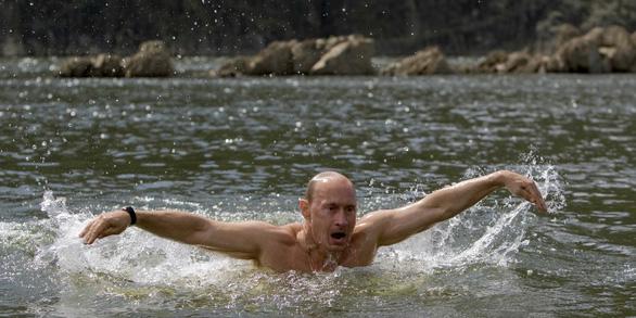 Vì sao Tổng thống Putin không hút thuốc? - Ảnh 1.