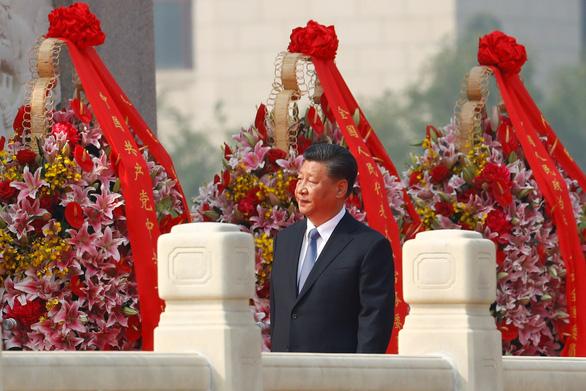 Trước Quốc khánh, ông Tập Cận Bình cam kết quyền tự trị cao cho Hong Kong - Ảnh 1.
