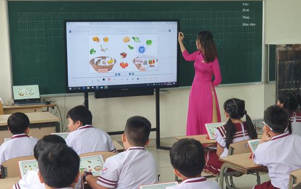 Bình Dương triển khai giải pháp giáo dục thông minh theo công nghệ Nhật Bản - Ảnh 1.