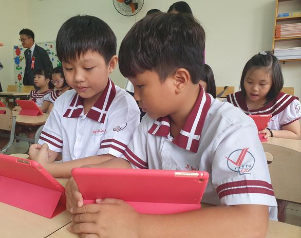 Bình Dương triển khai giải pháp giáo dục thông minh theo công nghệ Nhật Bản - Ảnh 2.