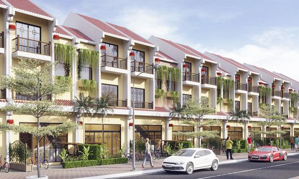 Cơ hội vàng sở hữu nhà phố tại Nam Hội An City - Ảnh 4.