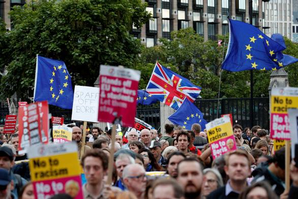 Hạ viện Anh giành quyền kiểm soát Brexit, ngăn ly hôn không thỏa thuận - Ảnh 1.