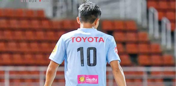 Messi Thái tự tin hơn trước Việt Nam nhờ...mặc áo số 10 giống Maradona - Ảnh 1.