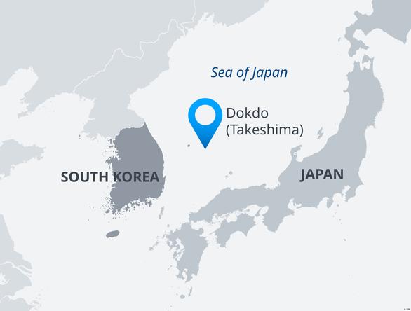 Đề xuất chiến tranh với Hàn Quốc để lấy lại đảo, nghị sĩ Nhật bị chỉ trích  - Ảnh 2.