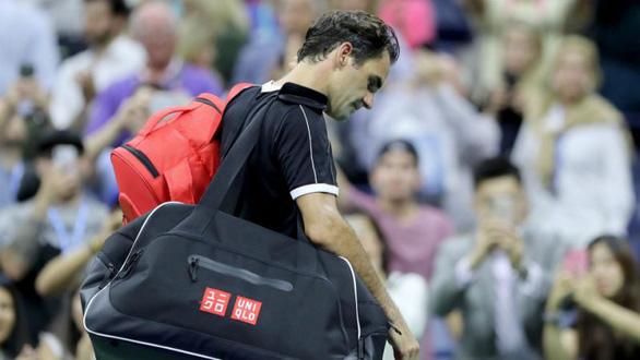 Federer: 'Tôi đã làm tất cả những gì có thể với một cái lưng đau' - Ảnh 1.