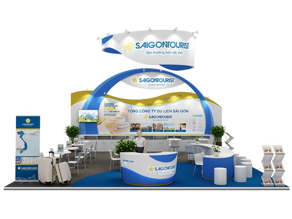 Saigontourist mang gì đến hội chợ du lịch quốc tế TP.HCM 2019?  - Ảnh 2.