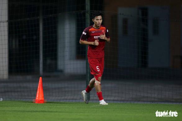 Sau trận gặp Thái Lan, Văn Hậu sẽ giao lưu ở Hà Nội trước khi sang Hà Lan - Ảnh 1.