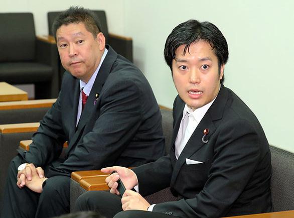 Đề xuất chiến tranh với Hàn Quốc để lấy lại đảo, nghị sĩ Nhật bị chỉ trích  - Ảnh 1.