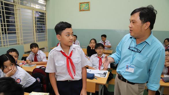 Trường học hãy là nơi nuôi dưỡng sự lương thiện - Ảnh 1.