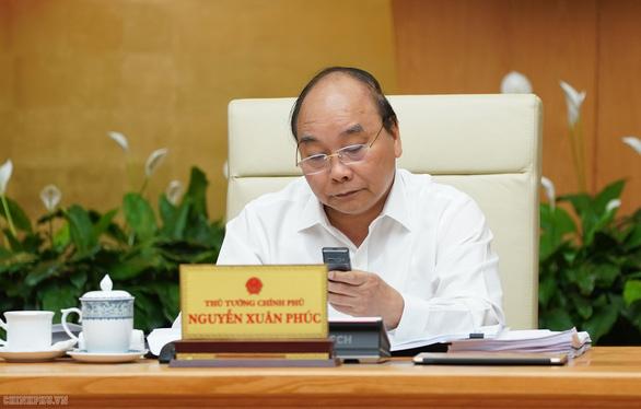 Thủ tướng Nguyễn Xuân Phúc nhắn tin ủng hộ người nghèo - Ảnh 1.