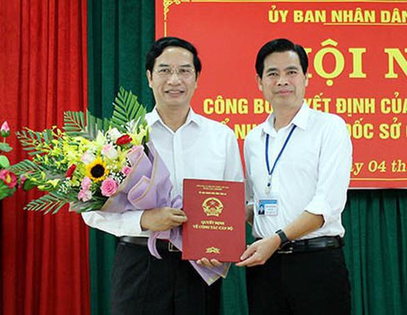 Sở GD-ĐT tỉnh Sơn La có giám đốc mới - Ảnh 1.