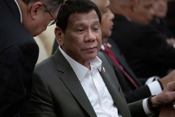 Tổng thống Philippines dọa bắn bỏ 1.700 tù nhân 'tha nhầm' không quay lại tù - Ảnh 1.